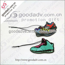 Wholesale high quality best car accessories shoes shape air freshener