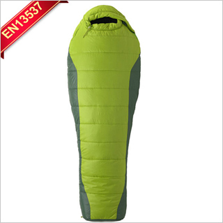 102008 Cold Weather Good Quality Goose Down Sleeping Bag