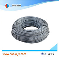 suspended platform steel wire rope