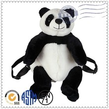 2015 High Quality Promotion School panda bag