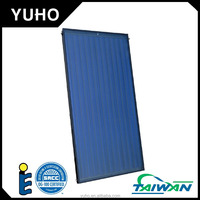 hot sale balcony split pressurized flat panel solar collector