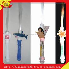 most popular products on the market gift christmas gifts led fiber optic stick customized logo design led fiber optic stick