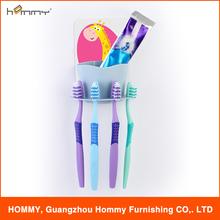 Adhesive Plastic Toothpaste Holder, Magic Toothpaste Case