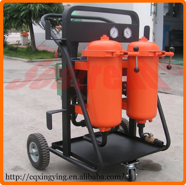 Competitive Price Waste Oil Filtration System Portable