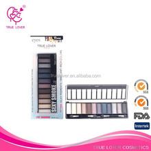 2015 wholesale cheap makeup kids shadow palette best shining eye shadow