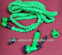 50ft expandable garden hose snakes repelling