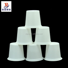 white color EVOH jelly cup / disposable plastic cup