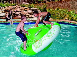 wholesale inflatable floating island/inflatable floating planet/inflatable water floating new design kids outdoor