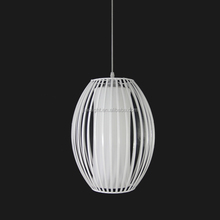 Hot sale modern decorative led white pendant hanging ceiling light