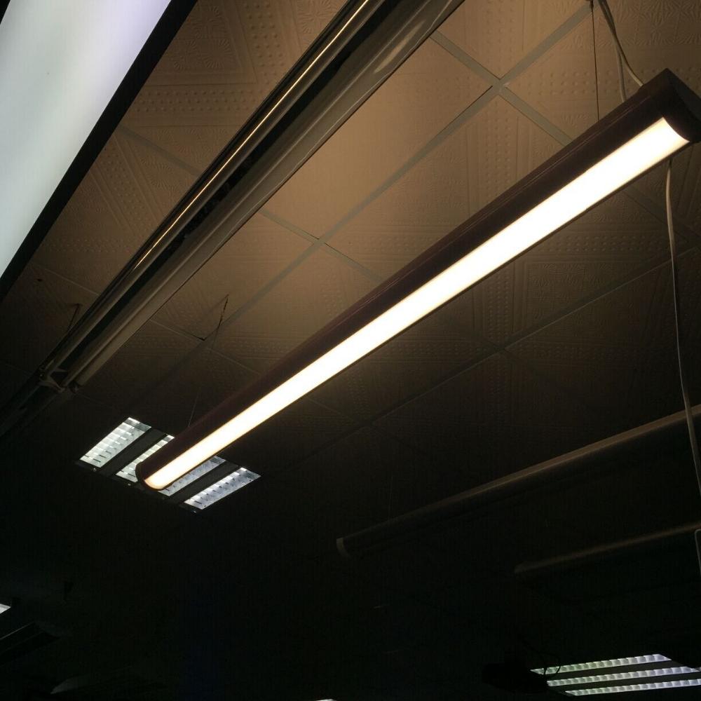 led new type up and down light lighitng fixture buy led suspended lamp led bread light hanging. Black Bedroom Furniture Sets. Home Design Ideas
