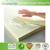 Wholesale Memory foam topper pu foam topper
