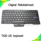 Computador reparação teclado de substituição para IBM para Lenovo para Thinkpad T400S T410S T410SI T410 T410I T420
