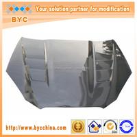 Carbon Fiber A Style car hood vent for Hyundai Genesis Coupe