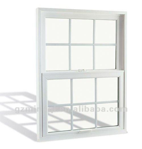 Disegno verticale della griglia di finestre di - Finestre a bovindo ...