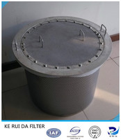 Hot sale SS 304 316 Strainer Filter from Xinxiang