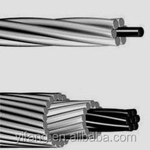 BS EN 50182 tiger 30/7 2.36mm 161.8mm2 ACSR Aluminum Conductor Steel Reinforced Cable