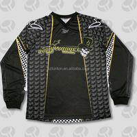 Sublimation Custom Cheap Chinese Wholesale Motorcycle Clothing