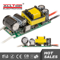 High efficiency constant current 300mA 3w meanwell led driver