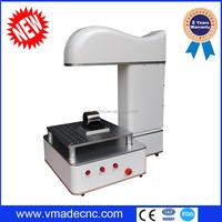 factory price 2d 3d printer laser Printing Lables marking fiber laser greeting card marking machine for wedding invitations