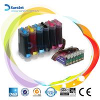 New ciss ink tank for Epson printer 1410 bulk ink system