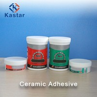 double component water & oil resistant porcelain epoxy resin adhesive