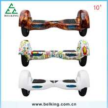 Fancy Big Size 10inch Tire Personal Adults Self Balancing Electric Unicycle, Safe Easy User Electrics Smart Scooter Skateboard