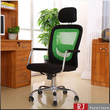 Dual color combination office recliner task chair from big office furniture factory