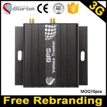 Startrack libre de servidor de seguimiento maderero de los gps 3g con banda cuádruple contra jammer sos