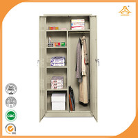 office furniture steel cabinet metal cabinet basket cabinet with shelf offce use