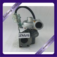 4.0L, 4000 ccm, 4 Cylinders Turbo TB2565 2674A056 11999239 Turbocharger for Perkins, JCB Shovel Loader with 1004-4 THR3 Engine