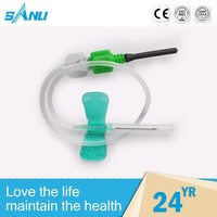 health products one-off multi-sample butterfly needle