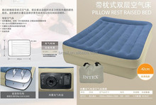 intex inflatable pillow rest raised bed