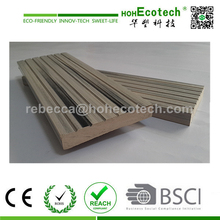 Huasu WPC Factory Best Quality Easy Installation special wpc fence material/wpc panel/wood plastic composite fence panels