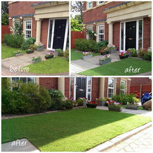 Lead free garden decoration &landscaping artificial grass