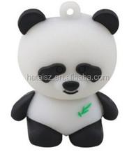 New 8GB Enough Memory Stick Latest Creative USB 2.0 Flash Pen Drive Disk Card Pendrives Panda Bear memory stick