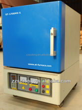 ST-1700MX-VI Large Box-type Muffle Electric Furnace with 300*300*400mm Hearth