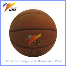 OEM custom printed basketball for wholesale