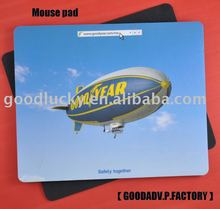(promotional gift)ruler mouse pad