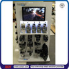 TSD-W1500 LED screen X-sports camera display stand/extreme sport accessories display/display stand for sport accessories