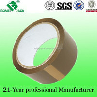 bopp brown/havana adhesive tape