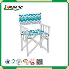kids tablet chair, director high chair, wooden director chair