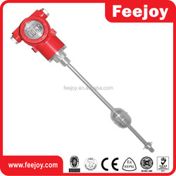 digital high temperature level transmitter with 4-20mA