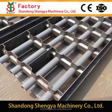manual moulds for CLC blocks/lightweight block mould/foam concrete block mould