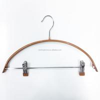 LONKING rose gold metal hager galvanized coat hanger wire steel wire hanger