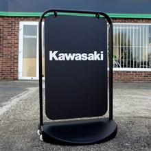 Pavement sign wind master sign Stand For Outdoor Applications
