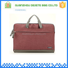 Canvas material high-end style china computer tool bag