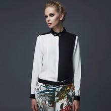 guangzhou Factory unique design chiffon top 10 t shirt brands supplier