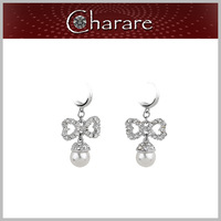 2015 metal main material jewelry type custom earring