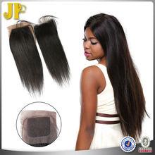 JP Hair New Arrival Long Lasting Virgin Silk Base Closure Human Hair China