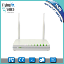 Flyingvoice 300Mbps and 2 fxs port voip gateways providers G802